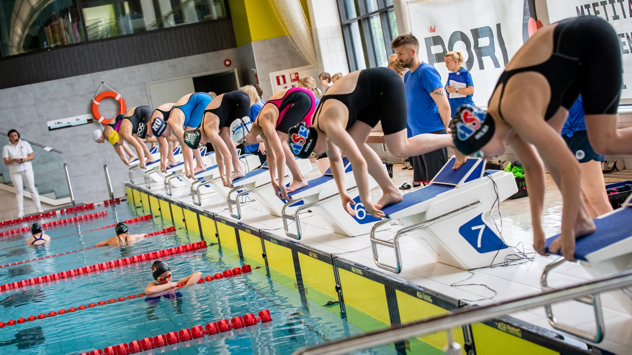 Pori International Swimming Classic -kilpailu