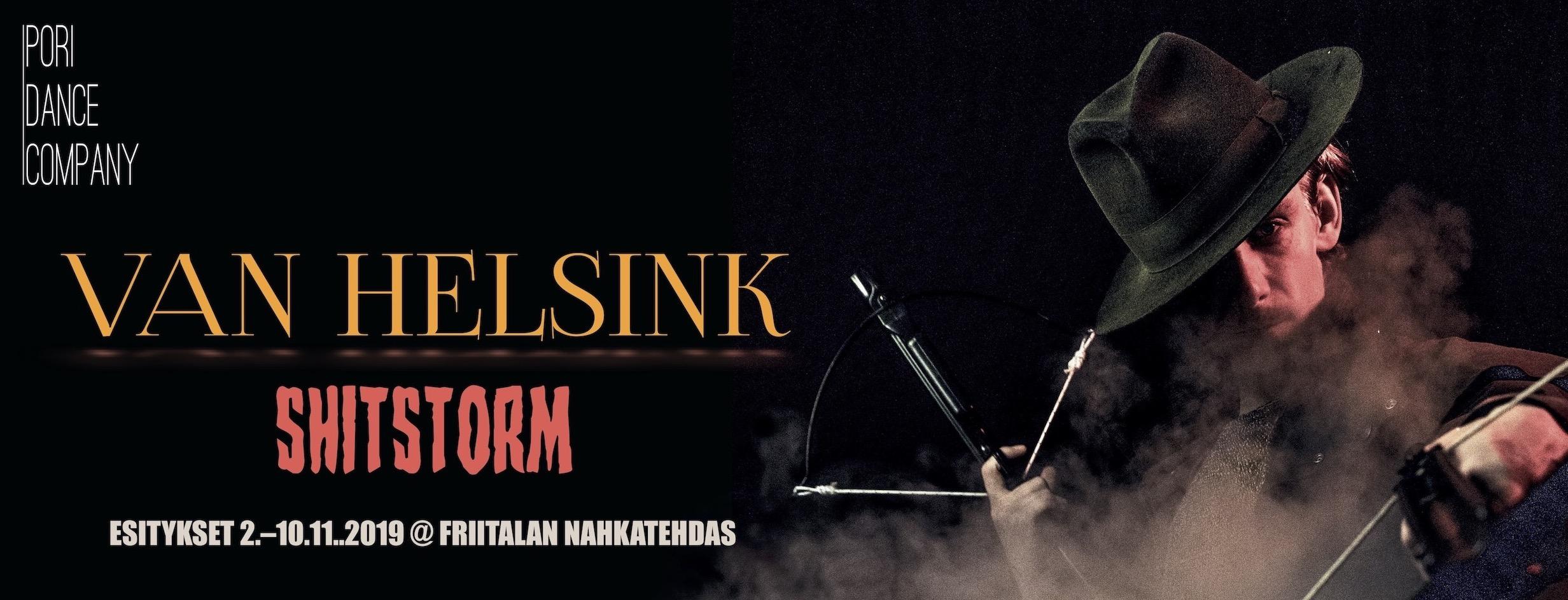 Pori Dance Company – Van Helsink: Shitstorm