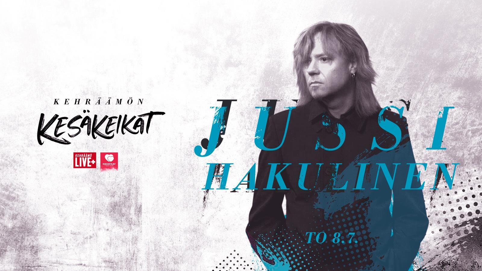 Alaston kaupunki -kesäkeikka: Jussi Hakulinen