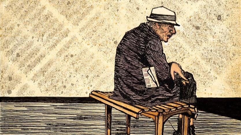 Tutustu taiteilijaan: Juuso Leppälä | Porin taidemuseo