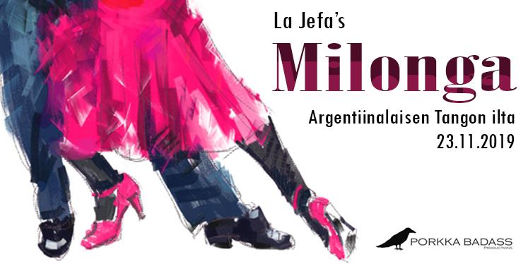 La Jefa's Milonga
