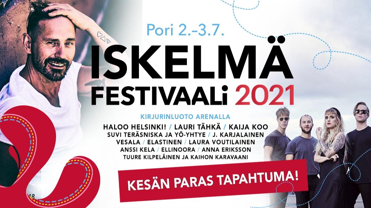 Iskelmä Festivaali