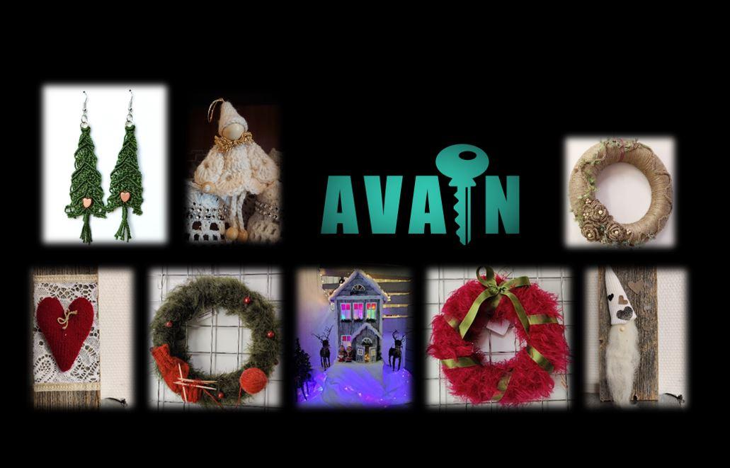 AVAIN-hankkeen joulupuoti