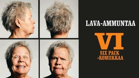 LAVA-AMMUNTAA VI