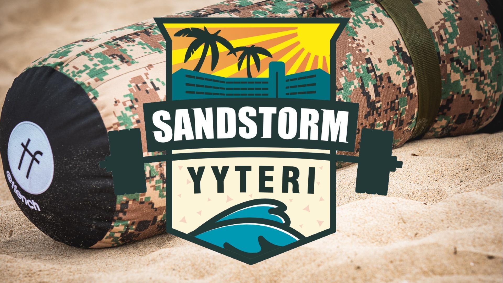 Yyteri Sandstorm 2021