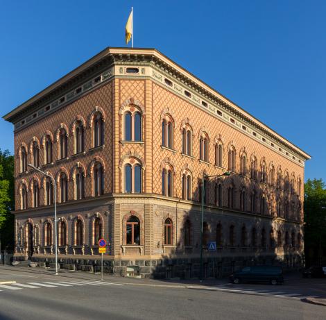 Junneliuksen palatsin historiaa