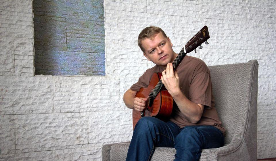 Kulttuuritalo Annis: TV- ja elokuvamusiikkia kitaralla