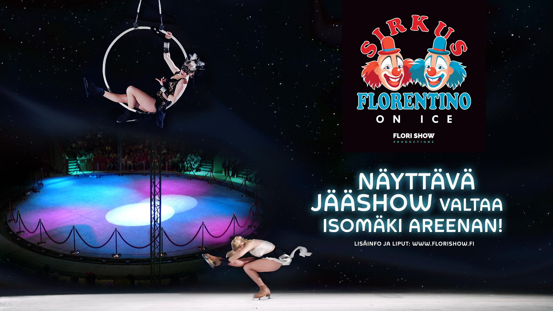 Sirkus Florentino on Ice