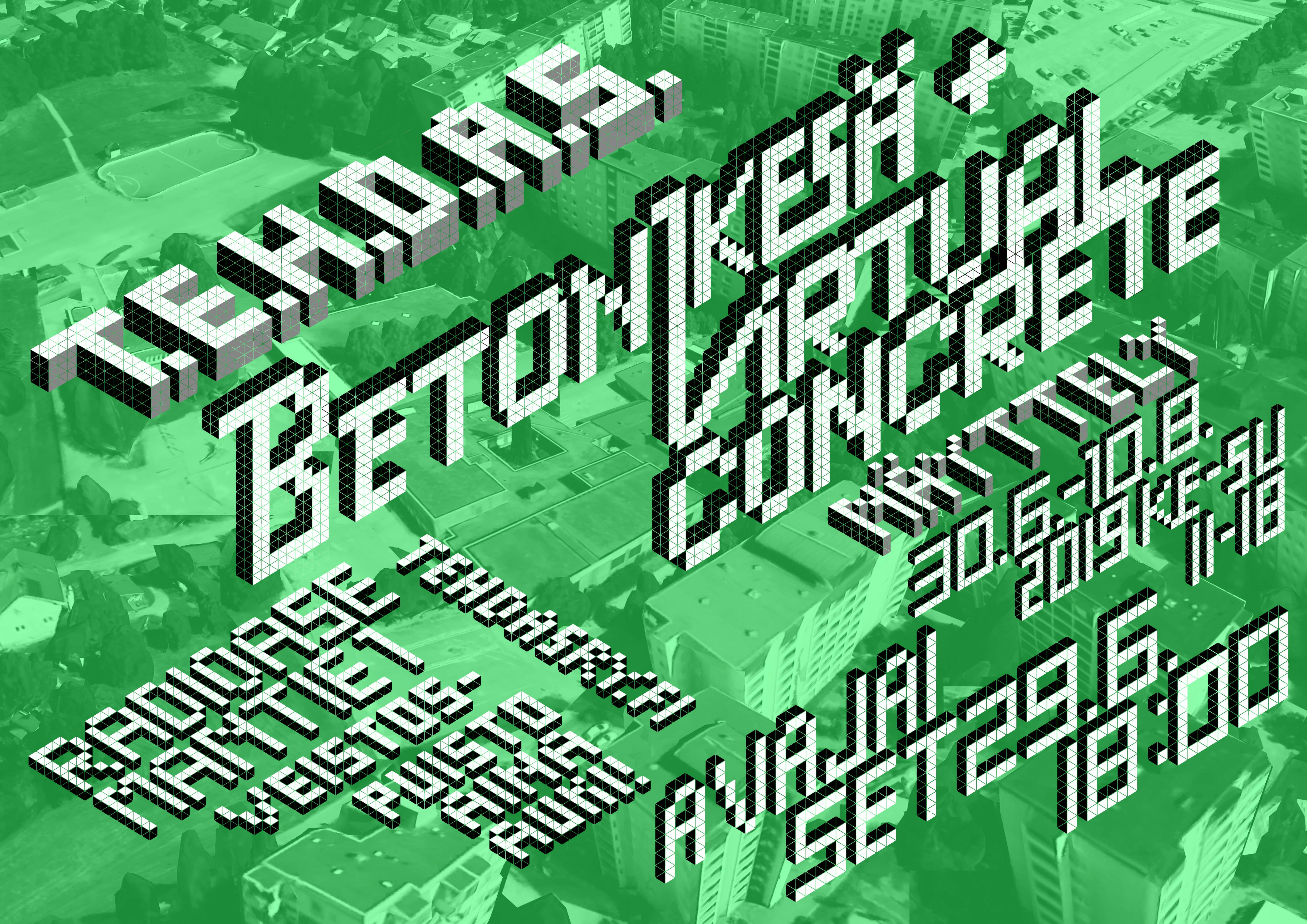 Betonikesä + Virtual Concrete