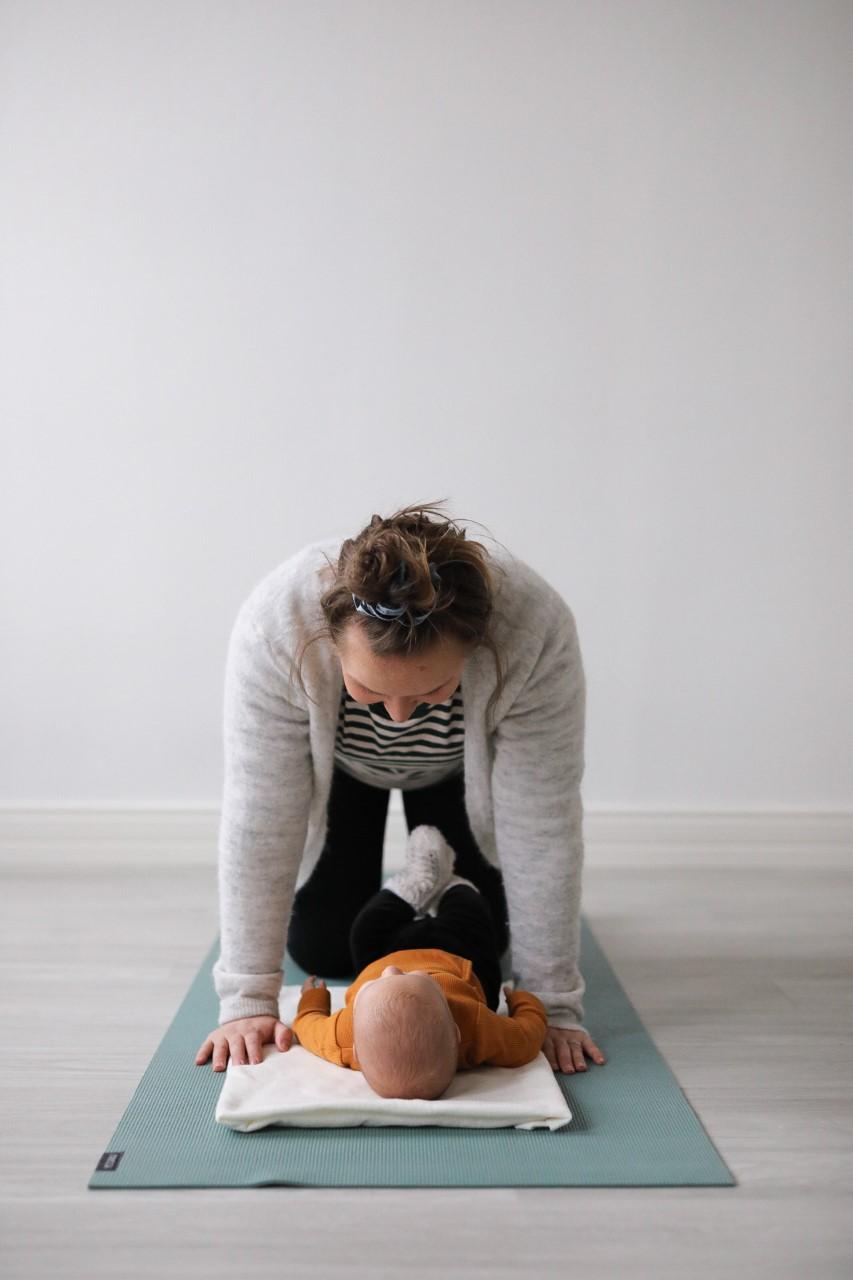Vauvajooga taidemuseossa | Porin taidemuseo